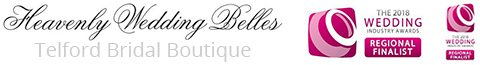 Heavenly Wedding Belles Retina Logo