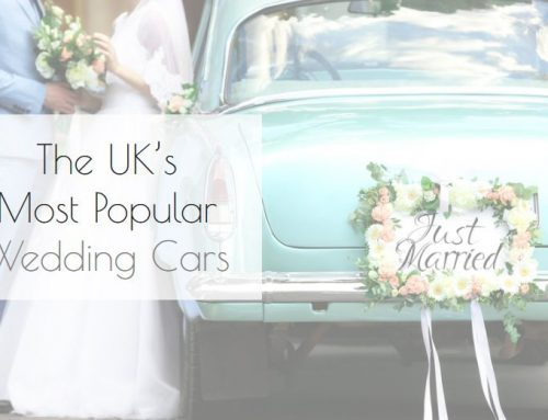The UK's Most Popular Wedding Cars